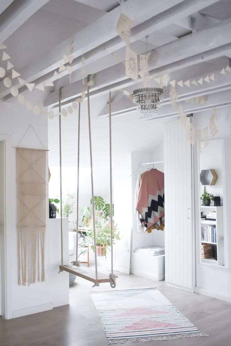 92 best Schaukeln images on Pinterest   Backyard ideas, Ad home and ...