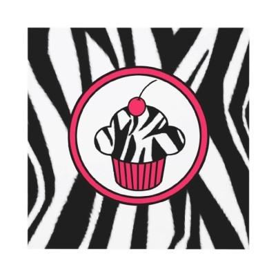 black & white zebra print with shocking pinkWhite Zebras, Cherries Invitations, Prints Pink, Prints Backgrounds, Zebras Prints, Pink Cupcakes, Zebras Birthday, Cupcakes Rosa-Choqu, Birthday Ideas