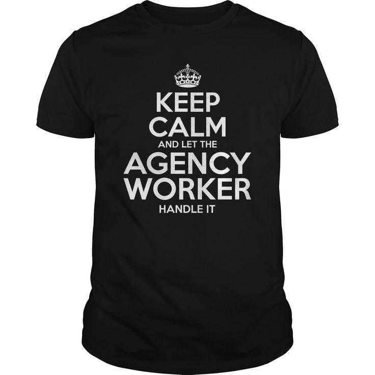AGENCY WORKER - ︻ KEEPCALM WHITEAGENCY WORKER - KEEPCALM WHITEjob title