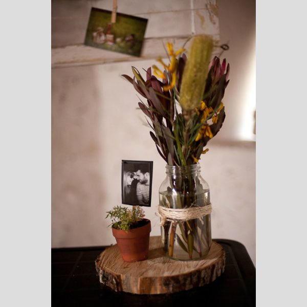Ideias para a decoraração de um casamento de outono