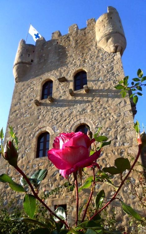 Gytheio Tower, Peloponnese, Greece