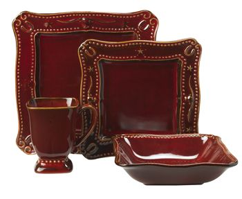 Bold Southwestern Dinnerware-Rustic Dinnerware Earthenware and Woodland China  sc 1 st  Pinterest : southwest dinnerware patterns - pezcame.com
