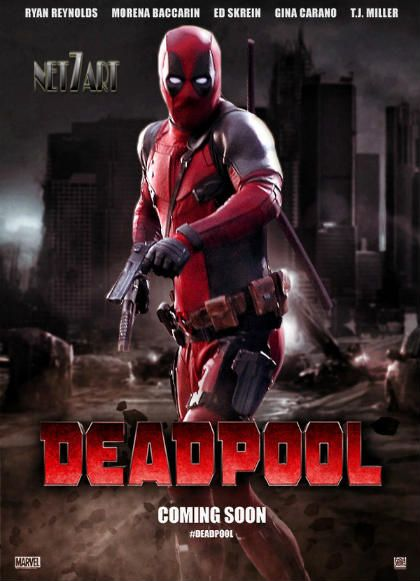 Deadpool (2016) 4K - HD 720p DualAudio - FULL HD 1080p Dublado - Torrent | Mega Filmes BluRay