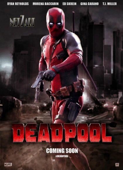 Deadpool (2016) 4K - HD 720p DualAudio - FULL HD 1080p ...