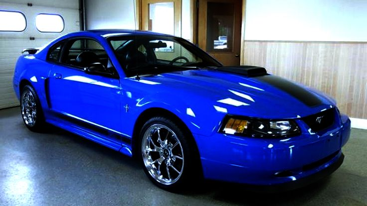 Ford Mustang Generations: Fastest Ford Mustangs Part 3 : 2003 ...