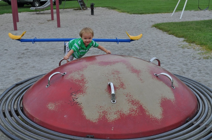 another old playground item