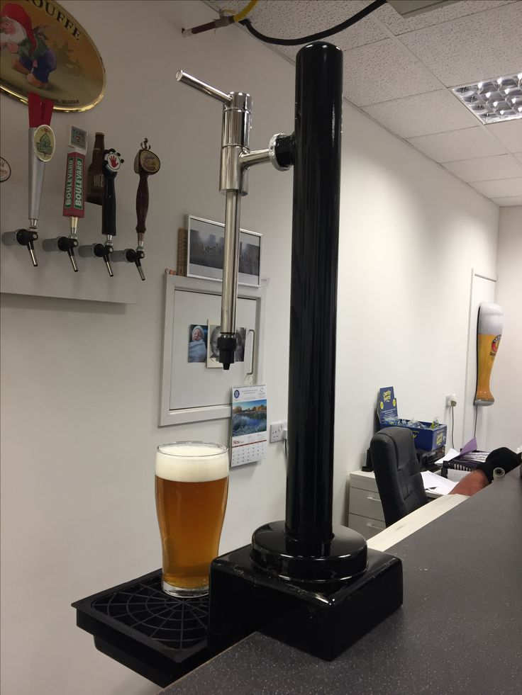 Tall Beer Dispense Font for Cask Ale #realalefont