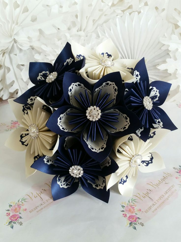 Paper flower bouquet origami alternative trending hot new must have flowers…