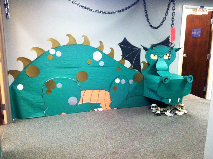 809 best Samain images on Pinterest Halloween parties, Halloween - halloween office decorations
