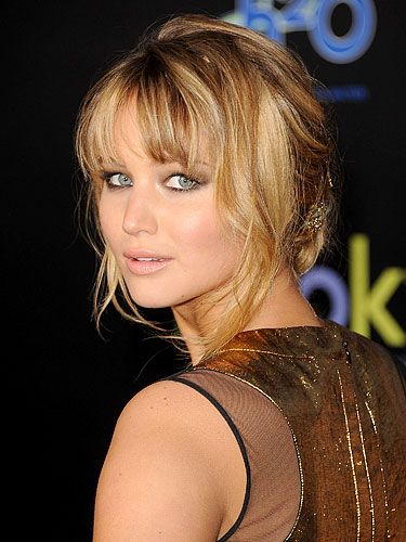 Pictures Of Celebrity Hairstyles For Long Shaped Faces ...