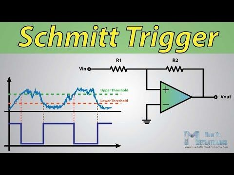 What Is Schmitt Trigger and How It Works