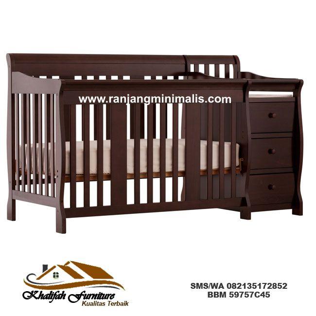 Tempat Tidur Bayi TTB25