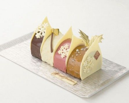 Xmas Cake Sellection 2013 スペシャルなクリスマスケーキをご紹介☆|画像特集|JOSHI+