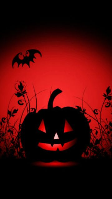 halloween animated Mobile Screensavers available for free download.