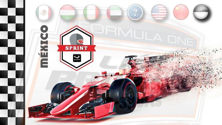 AO VIVO - F1 2016 - GP DO MEXICO - LIGA PRORACE E-SPORTS - NARRAÇÃO LUIS...