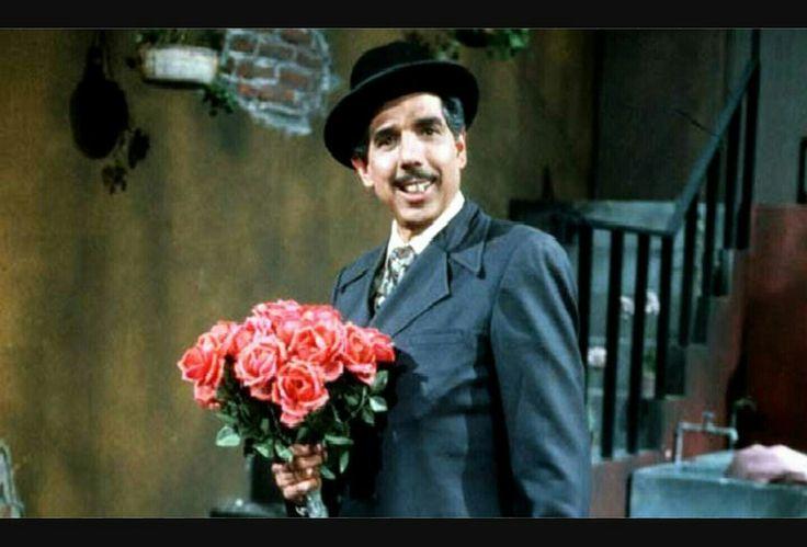 "Ruben Aguirre passed away this morning. Best known as ""Profesor Jirafales""on El Chavo.  June 15, 1934-June 17, 2016. RIP"