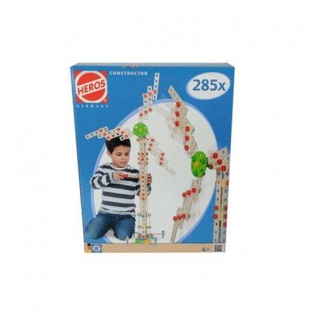 Mali konstruktorzy, coś dla was:)  Klocki Konstrukcyjne Heros 39045 - Dźwig do Skręcania dla Dzieci od lat 6.  Zestaw aż 285 Części pozwala na złożenie dźwigu, tratwy, samolotu, hulajnogi oraz innych konstrukcji.   Będzie co skręcać, Sprawdźcie sami:)  http://www.niczchin.pl/drewniane-klocki-heros/3094-klocki-heros-39045-dzwig.html  #klockikonstrukcyjne #dźwigdoskręcania #klockiheros #klocki #niczchin #kraków