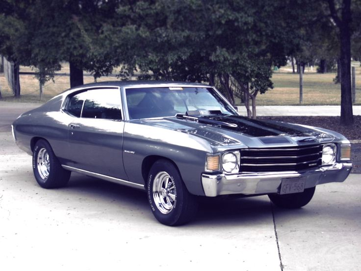 1972 Chevelle Malibu