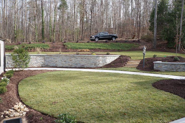 25 best ideas about underground drainage on pinterest for Landscape drainage slope