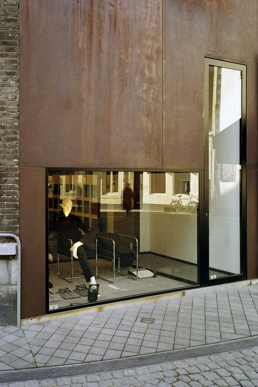 Wiel Arets Architects - Beltgens Fashion Shop