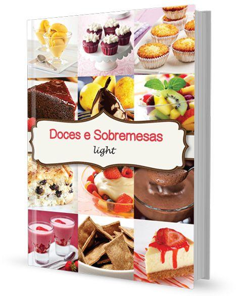 Prefere doces ou salgados? Se é daquelas pessoas que não resiste a uma tentadora sobremesa, tem de ter este livro. Doces e sobremesas light... O prazer com menos açúcar! Registe-se e receba o livro totalmente GRÁTIS!