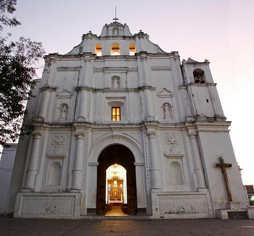 Iglesia Santiago Apostol - Chalchuapa