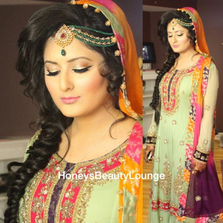 1000 Images About Mehndi Bridal Makeup On Pinterest
