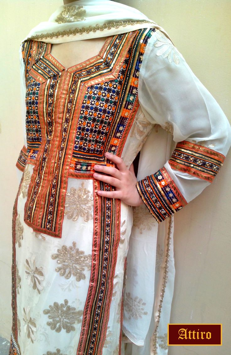 10 best images about sindhi n balochi embroidery on Fashion embroidery designs