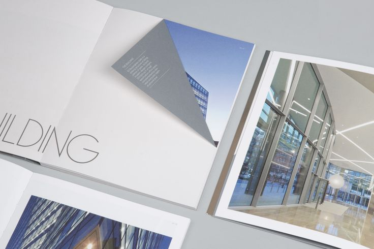 Graphic identity, brochure, website, invites and hoarding articulate the physical and aspirational qualities of the mixed-use development, 62 Buckingham Gate, in Victoria. Mirrored stock with printed gradients, revealing and contrasting paper folds, and large-scale relief hoardings that tilt and undulate, jutting proud of the flat boards that usually encircle developments under construction: this is marketing that reflects the new Victoria.
