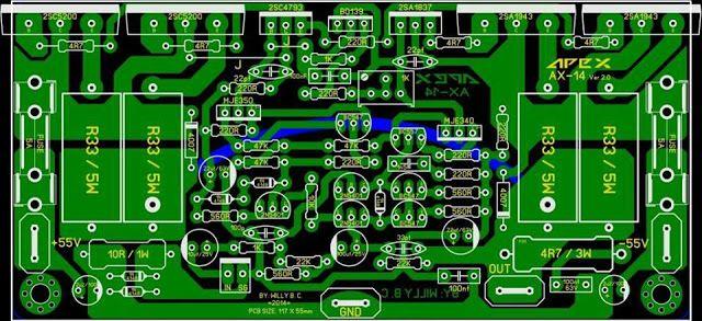 PCB Apex AX14