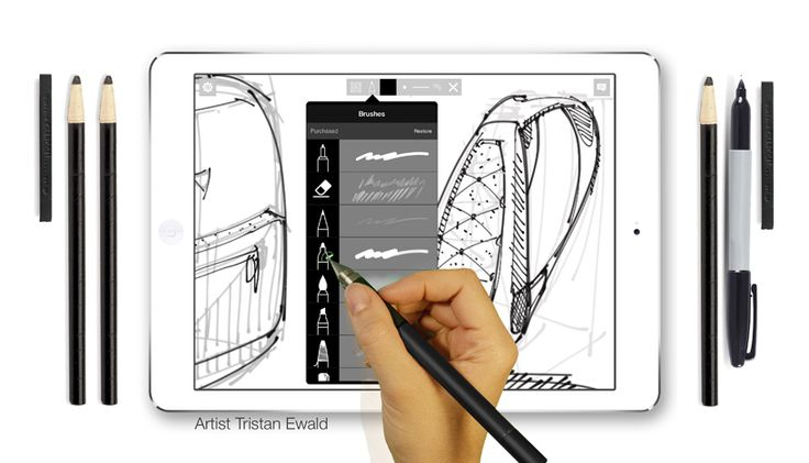 morpholio develops a sketchbook app for creatives to organize, collect, build ideas