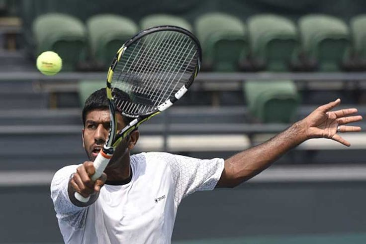 Seeded fourth, Bopanna and Mergea defeated their Brazilian-Argentine opponents 7-6(8) 6-2 to progress to the summit clash.