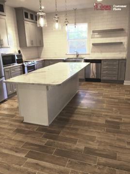 Natural Timber CinnamonCeramic Flooring