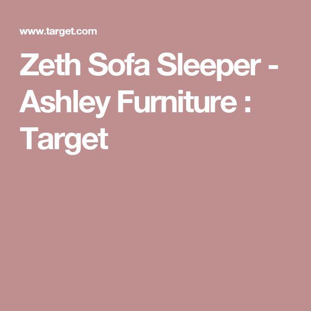 Zeth Sofa Sleeper - Ashley Furniture : Target