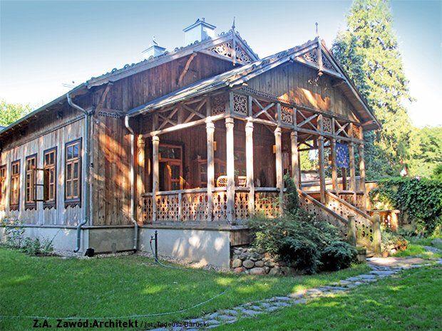 Zdjęcie numer 1 w galerii - Podkowa Leśna - podwarszawskie miasto-ogród