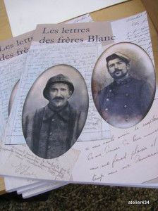 The Blanc Brothers both died in 1917