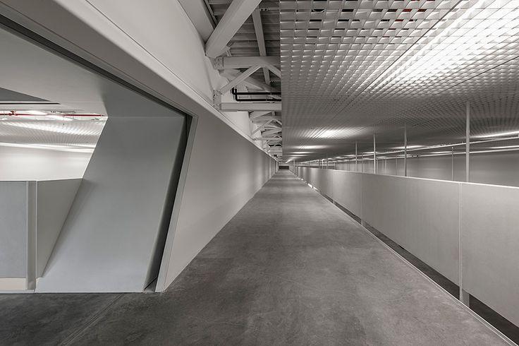 new carriage museum in lisbon by bak gordon