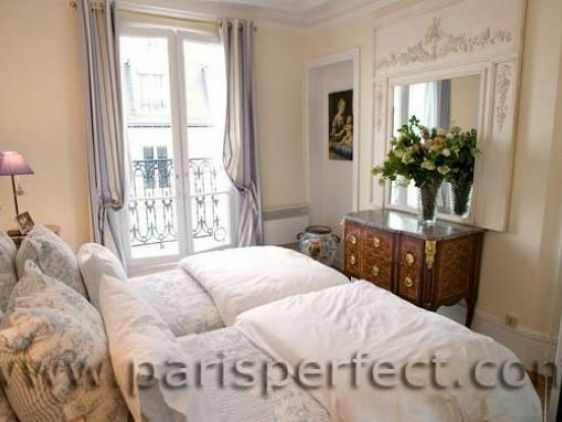 paris style bedroom – home design inspiration