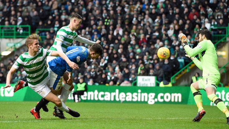 Celtic's Craig Gordon makes crucial saves as Old Firm derby ends in stalemate #News #Celtic #CelticPark #CelticvsRangers #CraigGordon