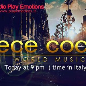 Podcast 04.11.17 Play Emotions by Cece Coco @MamaJuana by Cece Coco World Music | Mixcloud