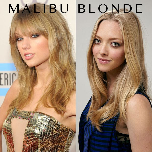 Malibu Blonde Hairhairhair Pinterest Blonde Hair