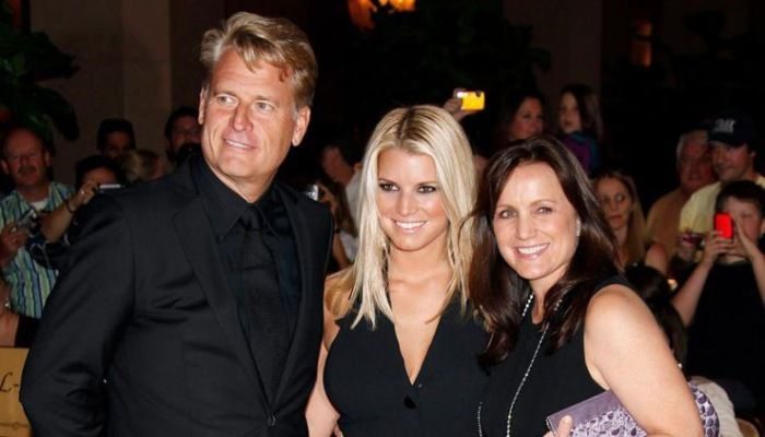 Jessica Simpson's father is cancer-free – Gossip Movies