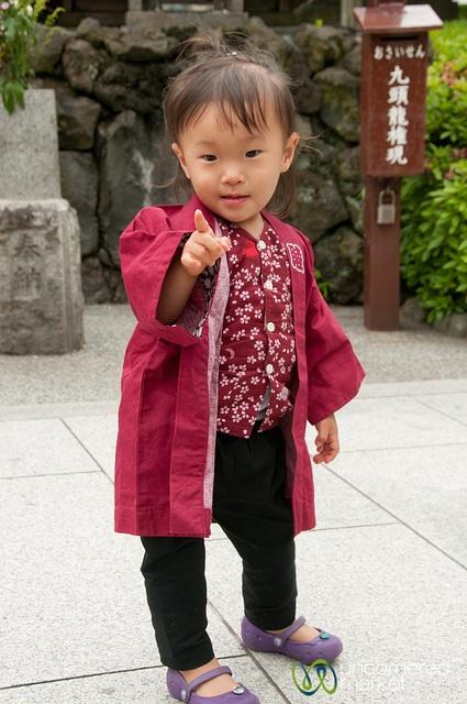 Young Japanese Girl - Tokyo, Japan by uncorneredmarket, via Flickr