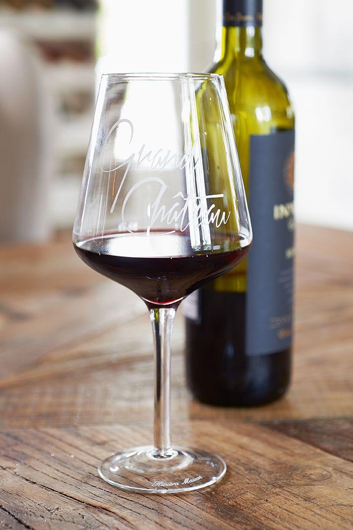 Grand Château Wine Glass 119,-
