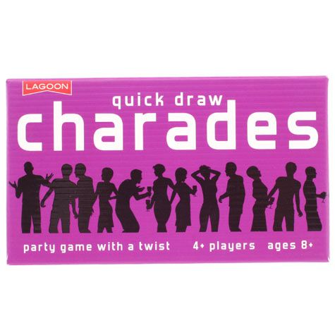 Love Charades? Get the Get It Now Wacky Party Games from City Beach Australia
