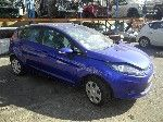 FORD FIESTA VEHICLE WRECKING PARTS 2012