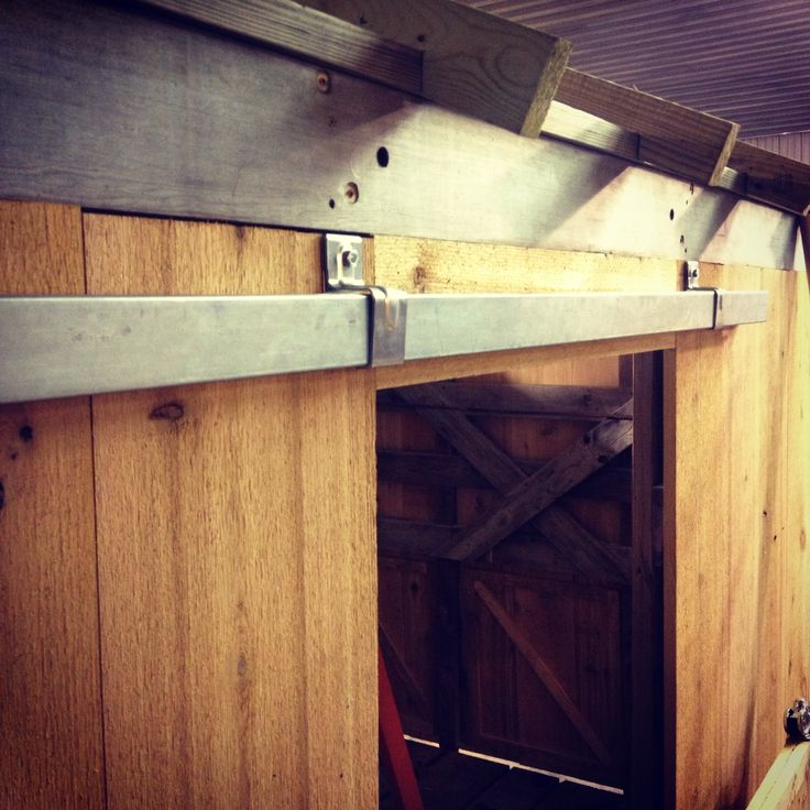 Best 25+ Exterior Barn Door Hardware Ideas On Pinterest