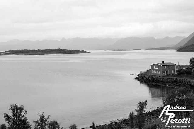 Lofoten - 23.09.2012 by Andrea  Perotti, via Flickr