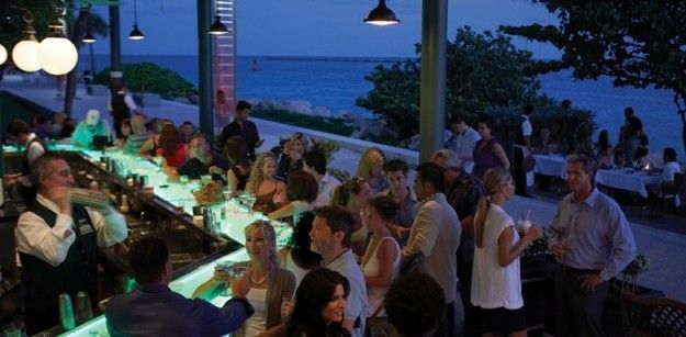 Miami Beach Best Fine Dining Steakhouse Waterfront Deco Bar Smith Wollensky Pinterest And Restaurants