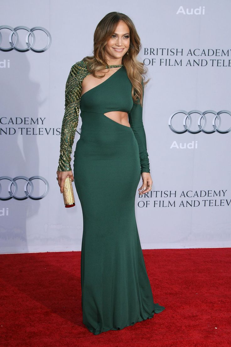 17 best ideas about Jennifer Lopez Green Dress on Pinterest ...